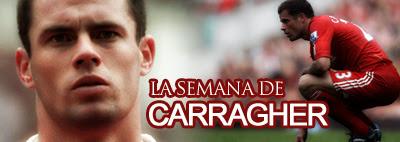 Jamie Carragher: De 'Bottle Boy' a leyenda.