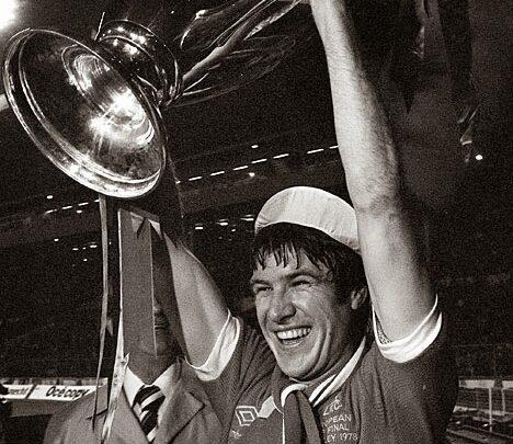 Anfield Legends: Emlyn Hughes.