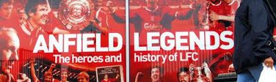 Las Liverpool Legends visitaron Madrid.