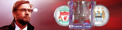 Robbie Fowler le da valor a ganar está League Cup.