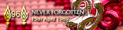 Always on our minds 96 #JFT96