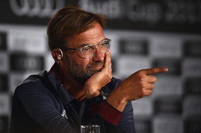 Klopp acoplando las piezas del Liverpool 2017-18 por @Javi15195