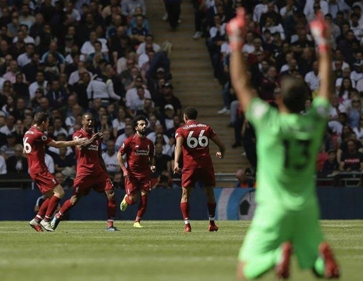 Bed and Breakfast / Tottenham 1-2 Liverpool
