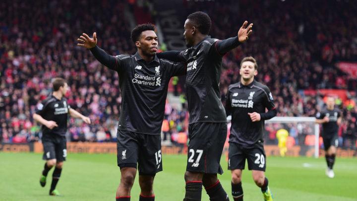 La Guerra de las D en Liverpool