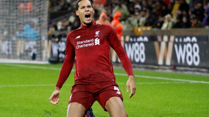 Virgil van Dijk «Quiero ser recordado como una leyenda del Liverpool»