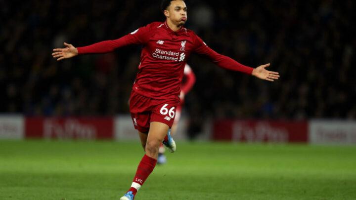 Trent Alexander-Arnold: La carrera por el titulo y ser una leyenda del Liverpool