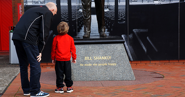 Anfield Legends: Bill Shankly III