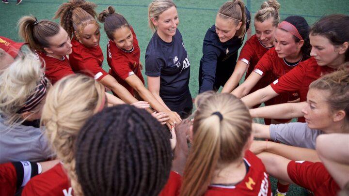 ¡Liverpool Women! ¡Liverpool Women!