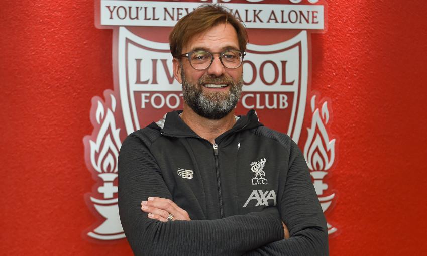 Jürgen Klopp firma un nuevo contrato con el Liverpool FC hasta 2024.