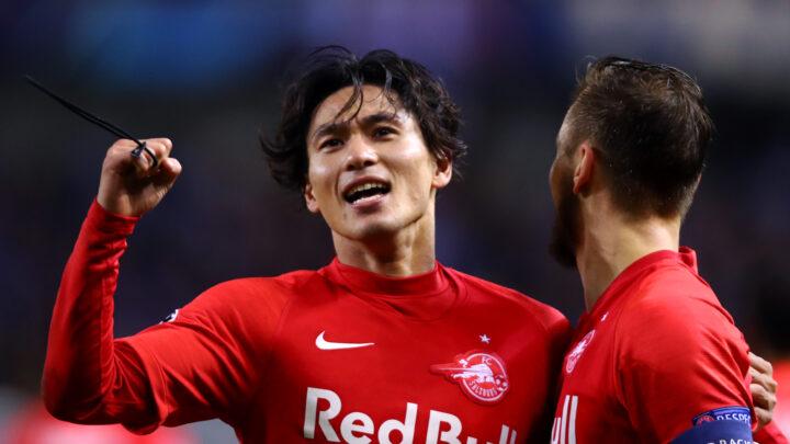 El Liverpool muestra su interés por Takumi Minamino