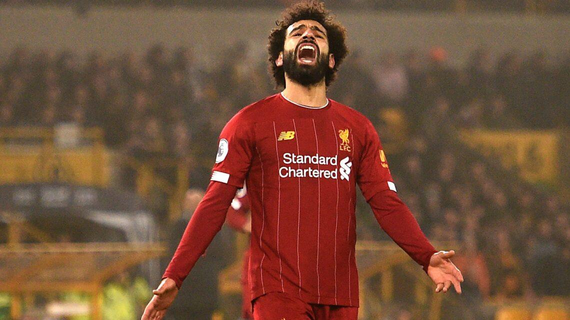 Mohamed Salah, la velocidad del Liverpool