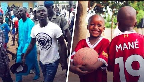 Sadio Mané: «Todo el mundo en Senegal es seguidor del Liverpool»