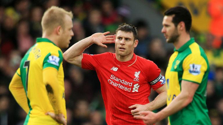 Previa del Norwich City vs Liverpool