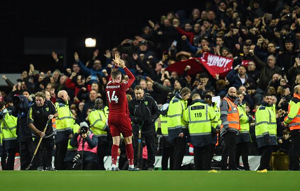 Henderson: El cambio de mentalidad, fue la clave de este Liverpool.