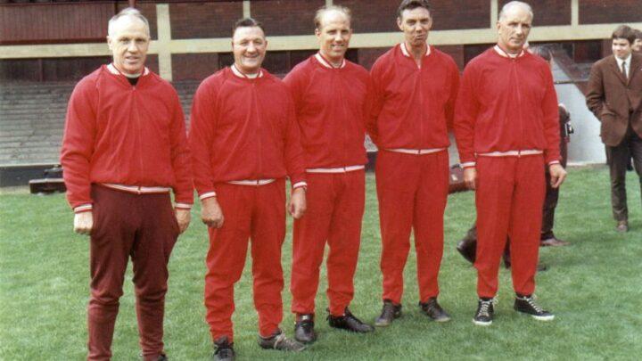 Reuben Bennett, el 'Iron Man Of Anfield: 30 años al servicio del Liverpool