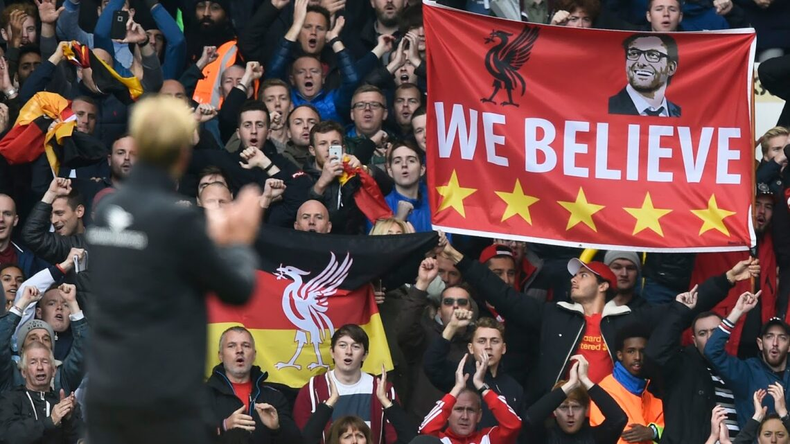 Cinco años de la llegada de Klopp al Liverpool
