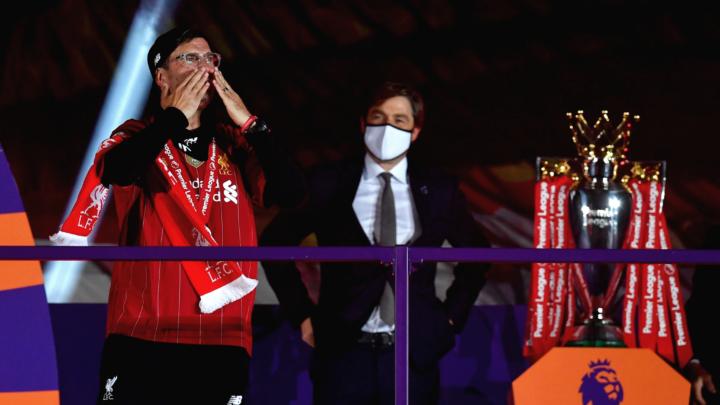 Carta de Jürgen Klopp a los aficionados Reds